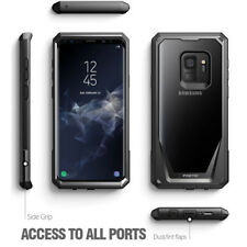 For Samsung Galaxy S9 Rugged Case POETIC Guardian Series Shockproof TPU Cover BK