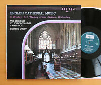 ZK 3 English Cathedral Music St John's College George Guest Argo Stereo NM/EX