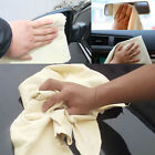 New Natural Chamois Leather Car Cleaning Cloth Washing Suede Absorbent Towel