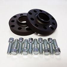 TPI 5mm hubcentric Rueda espaciadores & Extended Rueda Pernos Bmw Serie 3 E36 90-99