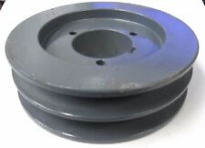 """2 GROOVE V-BELT PULLEY 2TB54, 5.75"""" OD, 1 3/4"""" FACE WIDTH"""