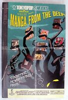 Manga From the Deep! Tokyopop Sneaks Graphic Novel 2005 1591822858