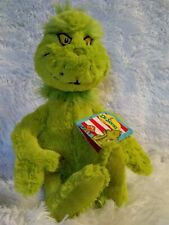 """New listing The Grinch Dr. Seuss Plush Floppy Stuffed Doll Toy 16"""" SLIGHTLY USED see picture"""