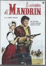 Le avventure di Mandrin (1952) DVD