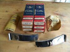 1963-1964 Cadillac Chromecken neben Scheinwerfern/Moulding Trims Headlight Bezel