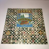 Vinyl LP - Ozark Mountain Daredevils - Self Titled - A&M SP-4411