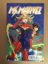 MS. MARVEL #18 CAPTAIN MARVEL TATEO MANGA VARIANT COVER 1ST PRINTING (2015)
