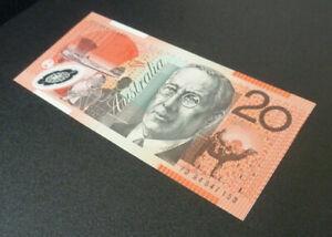 Australian Banknote - $20 Fraser/Evans 1994 Crisp & Unc