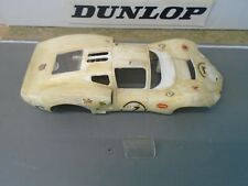 1960's Vintage 1/24 Cox Chaparral 2D body for spares or repair - Revell