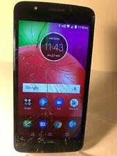 Motorola Moto E4 -16GB (Tesco Network) Smartphone - Screen cracks with defect
