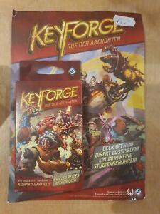 Keyforge: Ruf der Archonten - Deck (DE) Kartenspiel OVP