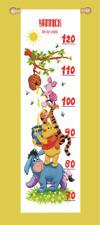 Disney Winnie y Amigos Cuadro de Altura Kit de Punto de Cruz