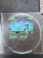 yes yessongs Vinyl Booklet Record Lp