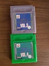Konami GB Collection 3&4 for Gameboy Color GBC Games Only