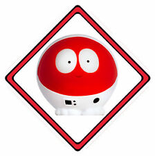 Red Nose Day Car Window Sign (£1 Goes To Comic Relief Charity) ~ 14