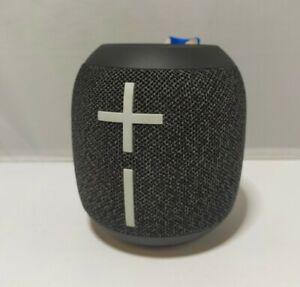Ultimate Ears Wonderboom 2 Portable Wireless Bluetooth Speaker - Black (153372)
