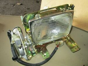 1983 -84 pulsar NX Nissan headlight assembly new old stock  P/N 26060-31m15