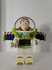 2010 Lego Toy Story Disney Pixar Buzz Lightyear Alarm Clock Rare Collectible