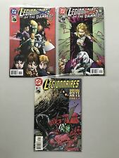 Lot of 3 Legionnaires (1993) #79-81 VF Very Fine
