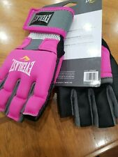 NEW EVERLAST CARDIO KICKBOXING FITNESS GLOVE PINK SIZE S/M