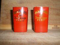 Jack Daniels Tennessee Fire Light Up Shot glass