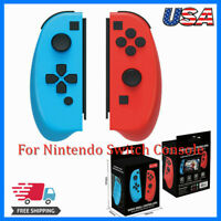 Nintendo Switch Console Original Joy Con Controller - Left + Right Joy-Con