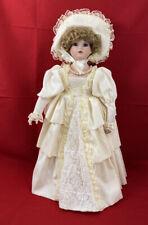 Porcelain Doll By Alberon  40 cm (16 Ins) Lady Louisa