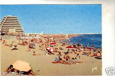 34 - cpsm - LA GRANDE MOTTE - La plage (H5220)