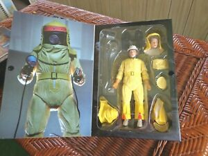 NECA Back to the Future Ultimate Tales From Space Marty McFly 7 inch Action Figu
