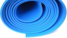 Blue Polyurethane Sheeting 5mm Mud Flaps Splash Guard Waterproofing Underguard