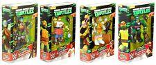 WWE Ninja Superstars Teenage Mutant Turtles Series 2 Complete 4 Figure Set