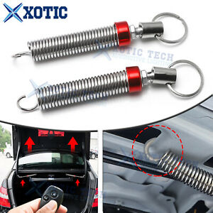 Adjustable 6-9 Inch Trunk Automatic Open Lifting Device Metal Spring Boot Lid