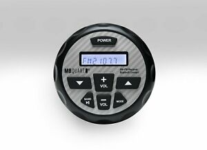 MB Quart Marine Digital Media Receiver with Built-In Bluetooth - GMR2.5