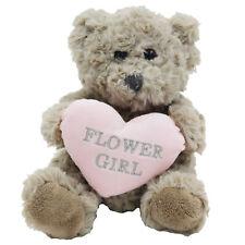 Amore Thank You Flower Girl Teddy Bear Wedding Gift