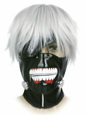 Tokyo Ghoul Maske und Perücke von Ken Kaneki für Cosplay Kostüm