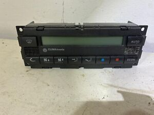 2000 Vw Golf Mk4 2.3 Digital Climate Heater Control Panel