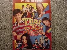 THAT '70s SHOW The COMPLETE SEASONS ONE & TWO 51 Episodes