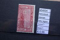 FRANCOBOLLI STAMPS ITALY ITALIA REGNO NUOVI ** MHN ** (A64604)