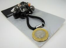 Tesco Finest Ladies/Girls Hair Bobble Charm Bracelet Design,Summer Stretch Bands