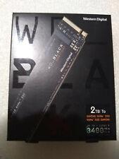 Western Digital 2TB Black SN750 Internal, M.2 (WDS200T3X0C) Solid State Drive