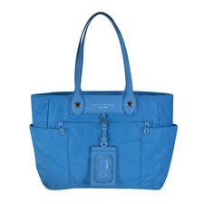 Marc Jacobs Turkish Tile Clara Tote Bag Blue Nylon M0003282a