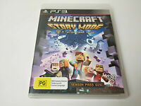 Mint Disc Playstation 3 Ps3 Minecraft Story Mode Telltale Free Postage