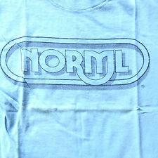 NORML vintage 1980s T-shirt National Organization for Reform of Marijuana Laws