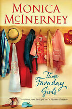 Those Faraday Girls by Monica McInerney, Book, New (Paperback)