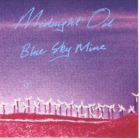 "MIDNIGHT OIL Blue Sky Mine & Wedding Cake Island PICTURE SLEEVE  7"" 45 NEW"