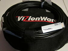 VizionWare Hi Wirez 10 meter HDMI cable Active w/power NEW