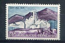 FRANKREICH, 1961, BRIEFMARKE 1311, SAINT-PAUL-de-VENCE, neu , VF POSTFRISCH