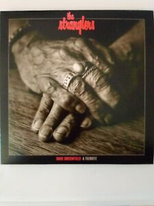 The Stranglers Dave Greenfield RARE Tribute CD
