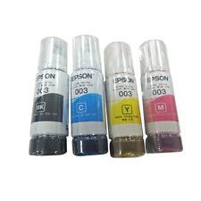 Original EPSON 003 Ink C13T00V100 V200 V300 V400 For L3110 L3116 L3150 L1110
