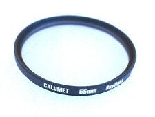 55mm Calumet (HOYA) Skylight 1B Filter - NEW